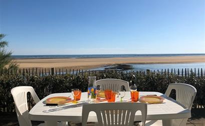 sea view cottage, camping tulips, la faute sur mer, la tranche sur mer, island Ré, beach access, heated pool - Camping les tulipes