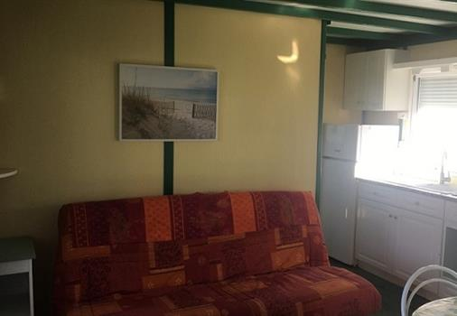 chalet 6 people sea view, camping tulips, la faute sur mer, la tranche sur mer, heated pool, beach access